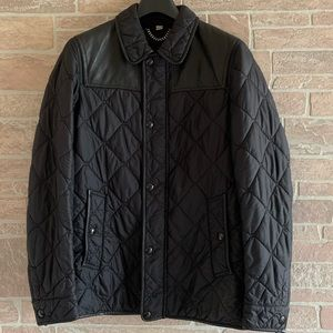 Burberry London Kenley Diamond Quilted Jacket